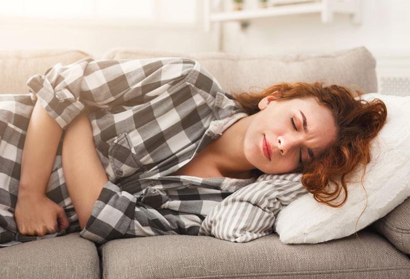 femeie dureri menstruale